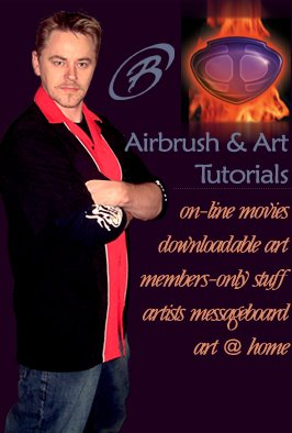 Welcome to Beej's Airbrush Blog
