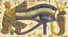 Alif Lam Ra- I , Allah am the Seer (Eye of Ra/Heru)