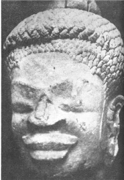 The Original Asiatic Black Buddha