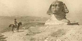 Napoleon Bonaparte and The Sphinx