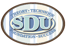I am a Certified SDU Scrapbooking Instructor