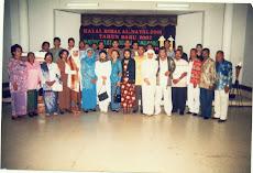 HALAL BIHALAL dan NATAL 2002