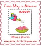 Selo Esse blog cultiva o amor