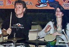 Def Leppard - Rick Allen Abril.2006