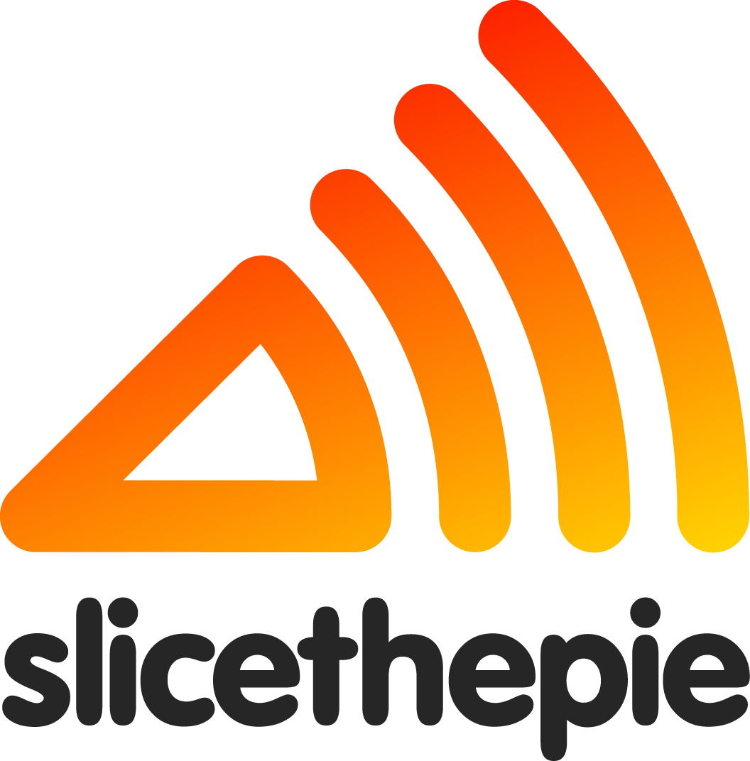 this is the logo of slicethepie.com