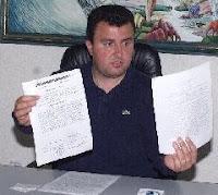 Ивайло Дражев публично обвини Цветан Цветанов в търговия с влияние и сезира прокуратурата за неправомерен натиск върху длъжностни лица от БФС от страна на лидера на ГЕРБ