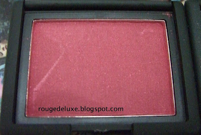 Rouge Deluxe Nars Blush Haul