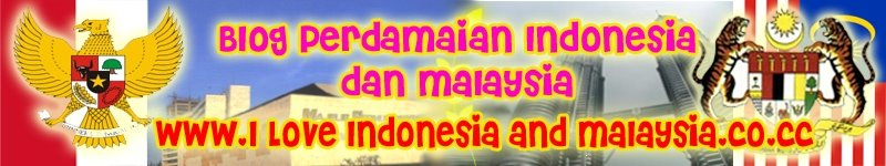 I Love Indonesia and Malaysia