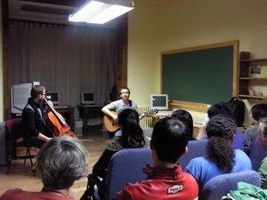 concierto Andrés Sudón