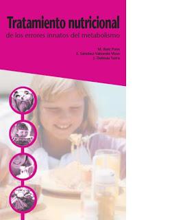 Tratamiento Nutricional de los Errores Innatos del Metabolismo