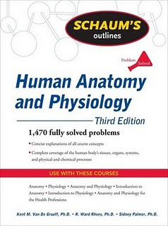 Schaum's Outline of Human Anatomy and Physiology. 3rd Ed.