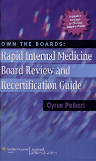 Rapid Internal Medicine Board Review and Recertification Guide