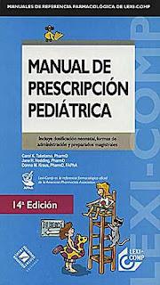 Manual de Prescripcion Pediatrica