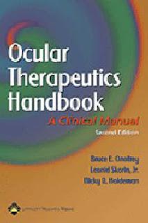 Ocular Therapeutics Handbook: A Clinical Manual