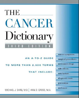 The Cancer Dictionary