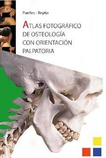 Atlas fotográfico de osteología con orientación palpatoria