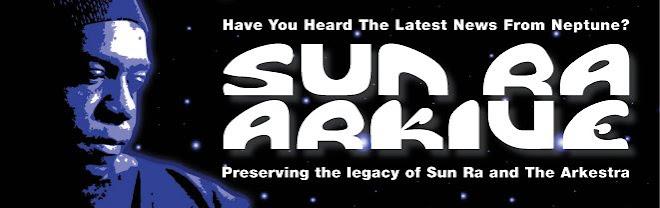 Sun Ra Arkive