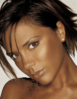 Brighton Beach Celebrity Flaw Of The Day Victoria Beckham Acne
