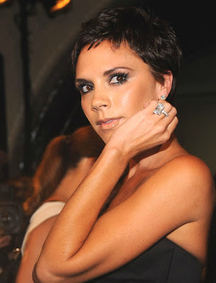victoria beckham hairstyles 2008. So Victoria Beckham, who is