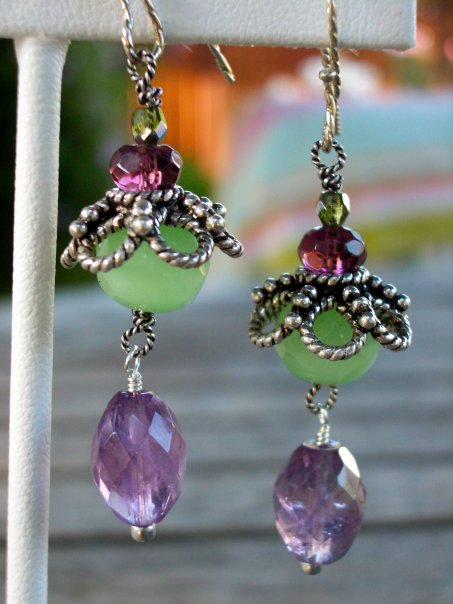 [amethyst+with+green+chalcedony]