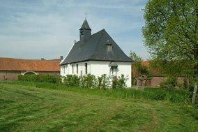 St Margarethakerk te Wijlegem (Zwalm).