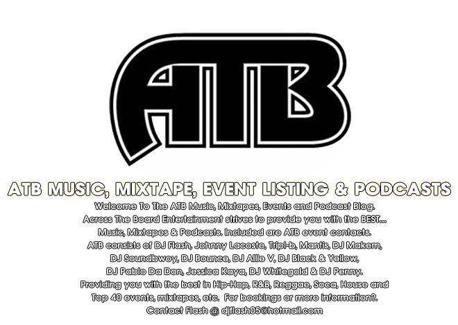ATB MUSIC, MIXTAPE, EVENT LISTING & PODCASTS