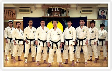 Instructores Hombu Dojo JKS
