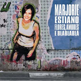 Cd Marjorie Estiano - Flores, Amores e Bla Bla Blá