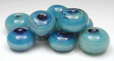 Kronos Glass Beads