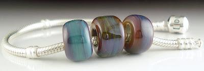Terra Pandora Beads