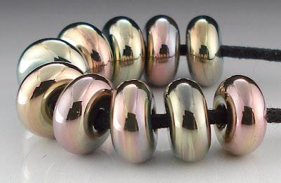 Triton Rondelle Beads