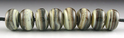 Banded Agate Beads - BeadAbundant