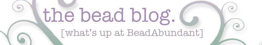 The Bead Blog