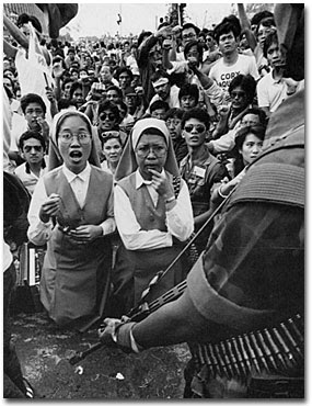 EDSA2 - Were you there during the First Edsa Revolution? - LGU Philippines
