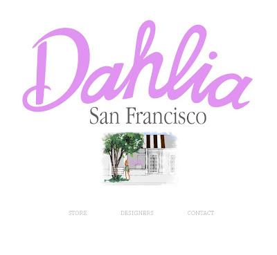 Diecutstickers Com Blog Dahlia San Francisco Clothing