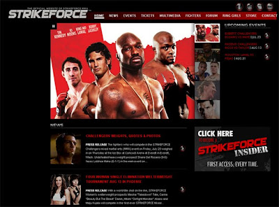 Strike Force MMA Comcast