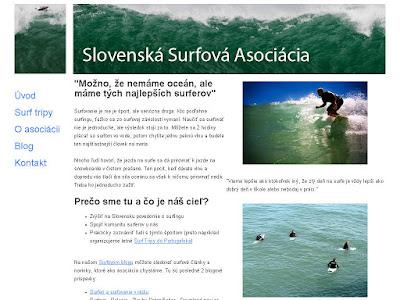 Slovenská Surfová Asociácia