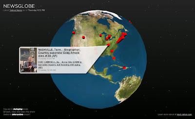 Globe Maps - NewsGlobe
