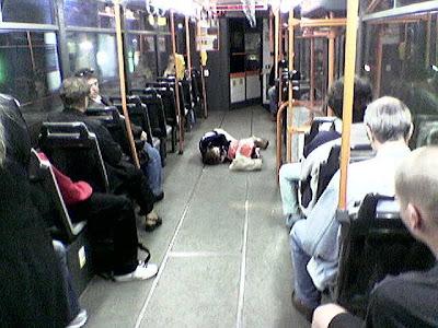 Relax in Tram
