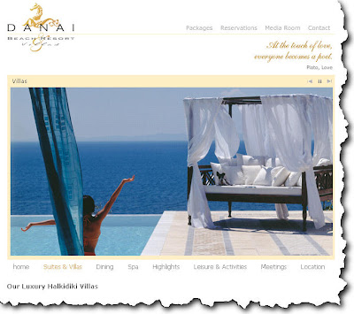 Danai Beach Resort & Villas - Nikiti