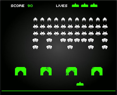 Online Free Game - Space Invaders