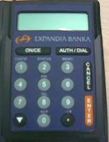 eBanka - Bankovní elektronický klíč