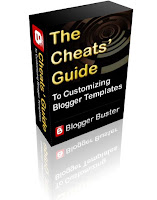 The Cheats' Guide to Customizing Blogger templates