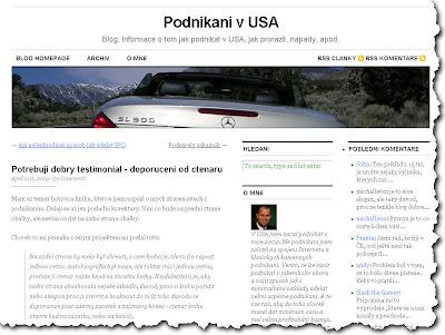 Podnikání v USA - blog Johna Vaňhary
