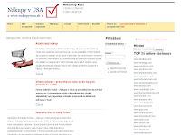 Nakupy v USA - doručovanie zásielok z USA