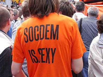 ČSSD is sexy