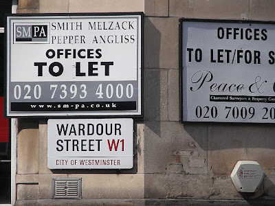 London - Offices to let