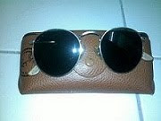 vintage john lennon ray ban made in usa