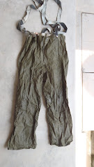 Army Air Force Flight Trouser A-11A  tahun 1900-1920(sure vintage item)