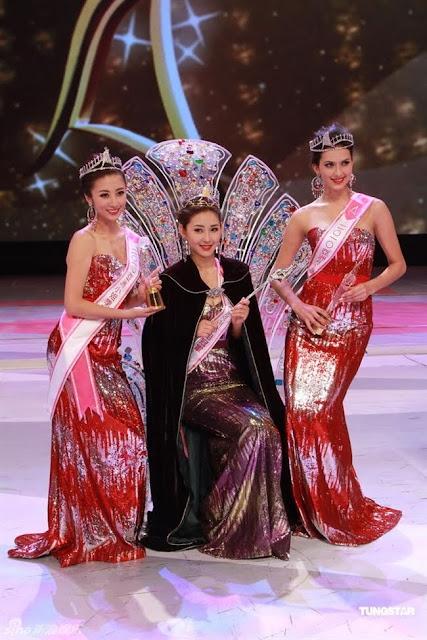 Wang Xin-Miss Asia 2010